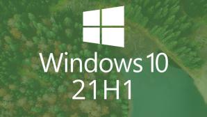 Windows 10 21H1©iStock.com/izhairguns