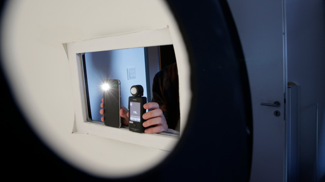 Blitzlicht des S52©COMPUTER BILD