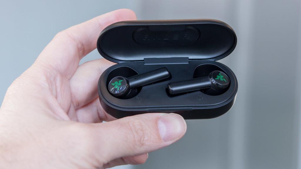 Razer Hammerhead True Wireless Earbuds©COMPUTER BILD