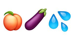 Sexuell angehauchte Emojis©Facebook