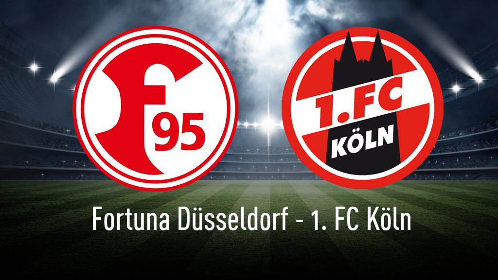 Düsseldorf Köln Bundesliga