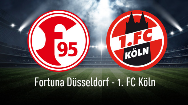 Bundesliga: Fortuna Düsseldorf – 1. FC Köln©Fortuna Düsseldorf, 1. FC Köln,