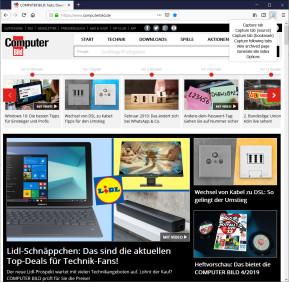 ScrapBook für Firefox