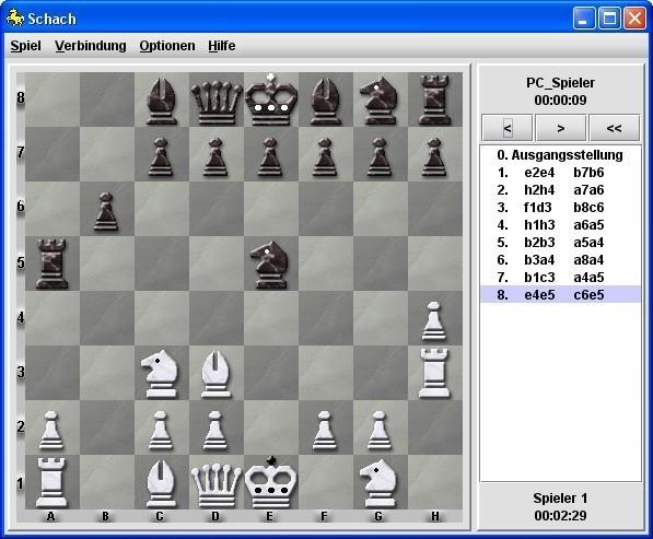 Screenshot 1 - EptaSchach