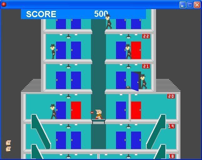 Screenshot 1 - Elevator Action