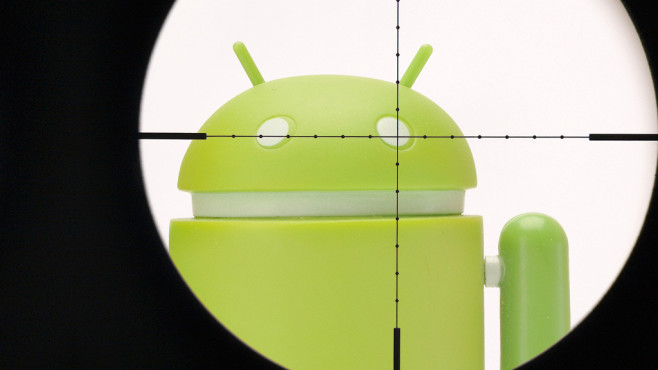 Android im Visier©Android/COMPUTER BILD