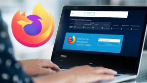 Mozilla-Firefox-Browser auf Laptop©Mozilla, iStock.com/shapecharge