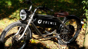 Tremel E-Moped © Tremel Engineering