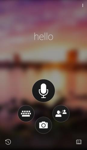 Microsoft Übersetzer (Android-App)