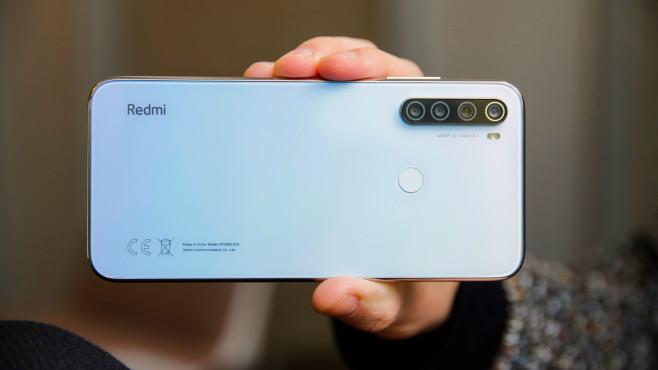 Xiaomi Redmi Note 8T: Gehäuse©Xiaomi
