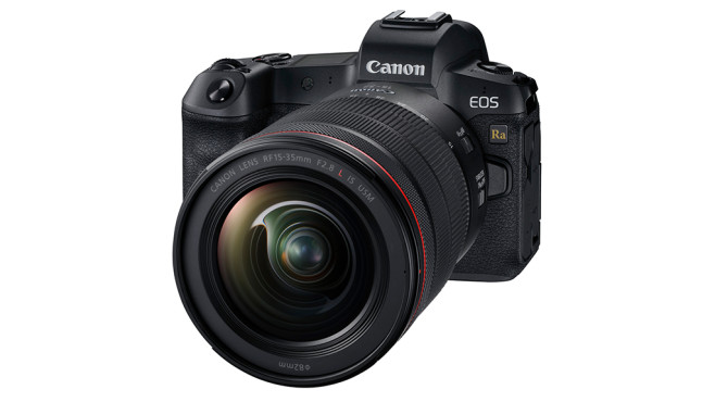 Canon EOS Ra mit RF 15-35mm f2.8 L IS USM © Canon