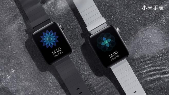 Xiaomi Mi Watch©Xiaomi