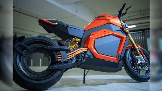 Verge TS©Verge Motorcycles