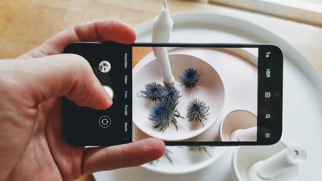 Xiaomi Mi A3: Kamera©COMPUTER BILD / Michael Huch