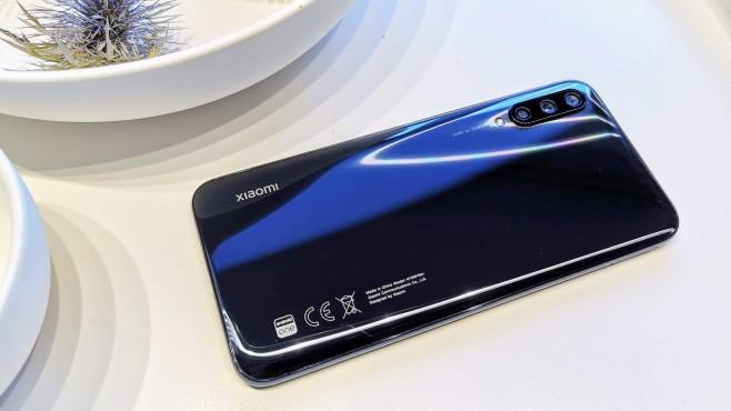Xiaomi Mi A3: Poliert©COMPUTER BILD / Michael Huch