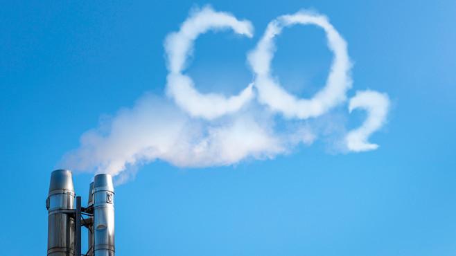 CO2 in der Luft©http://istock.com/acinquantadue