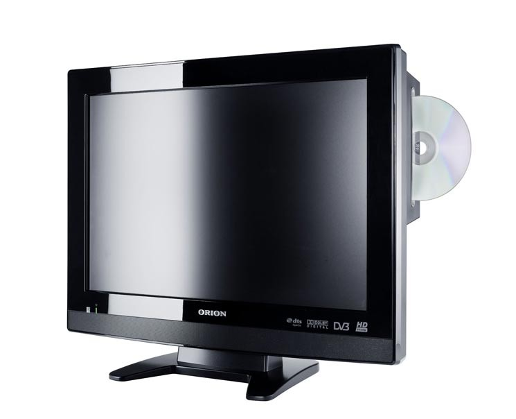 orion tv19pl120dvd lcd flachbildfernseher mit dvb t und. Black Bedroom Furniture Sets. Home Design Ideas