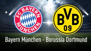 Bundesliga: FC Bayern München – Borussia Dortmund©FC Bayern München, Borussia Dortmund