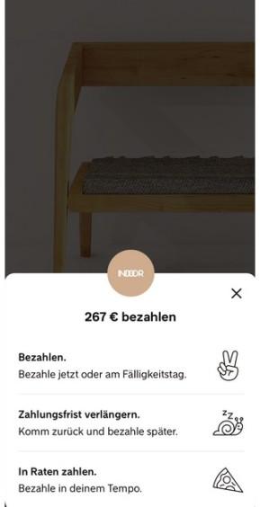 Klarna (Android-App)