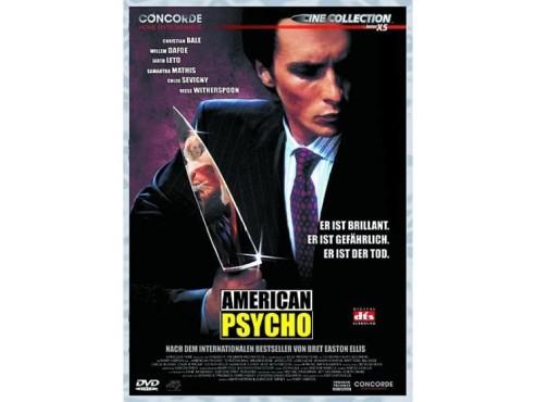 DVD: American Psycho ©Concorde Video