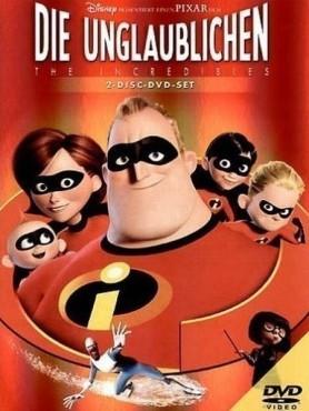 DVD: Die Unglaublichen ©Walt Disney