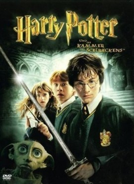 DVD: Harry Potter und die Kammer des Schreckens ©Warner Home Video