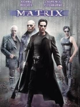 DVD: Matrix ©Warner Home Video
