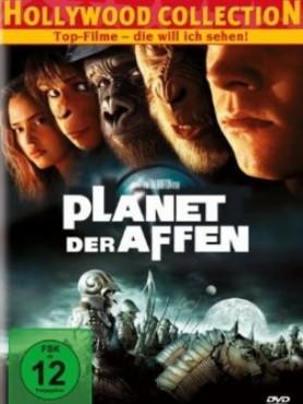 DVD: Planet der Affen ©Twentieth Century Fox Home Entert.