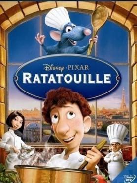 DVD: Ratatouille ©Walt Disney