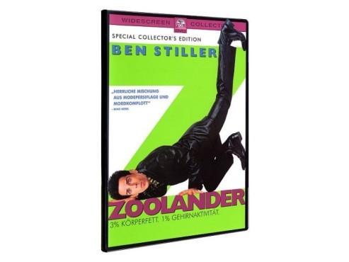 DVD: Zoolander ©CIC Video/Paramount Home Ent.