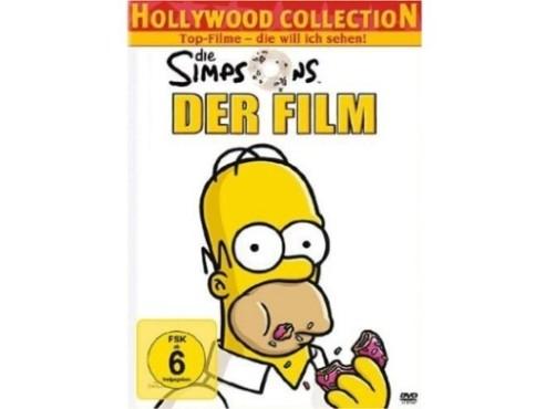 Die Simpsons – Der Film ©Twentieth Century Fox Home Entertainment