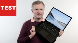 Microsoft Surface Laptop 3 15 Zoll im Test©COMPUTER BILD