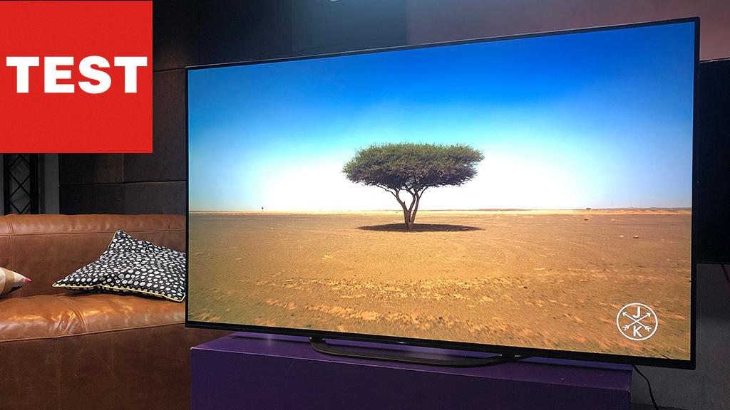 OLED-Fernseher Sony AG8 im Test: Der Preisbrecher