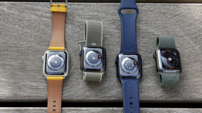 Apple Watch Lineup © COMPUTER BILD / Alena Zielinski