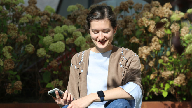 Varianten der Apple Watch©COMPUTER BILD / Alena Zielinski