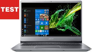 Acer Swift 13 vor weißem Hintergrund©Acer