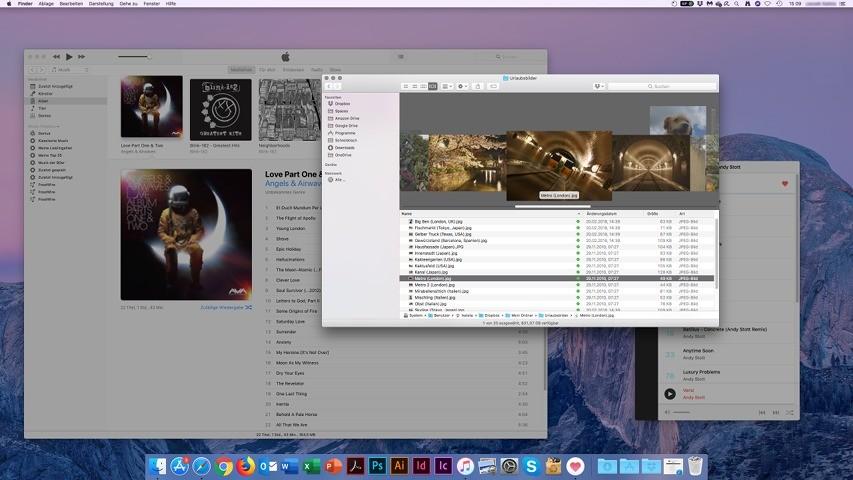 Screenshot 1 - HazeOver Ablenkungsdimmer (Mac)