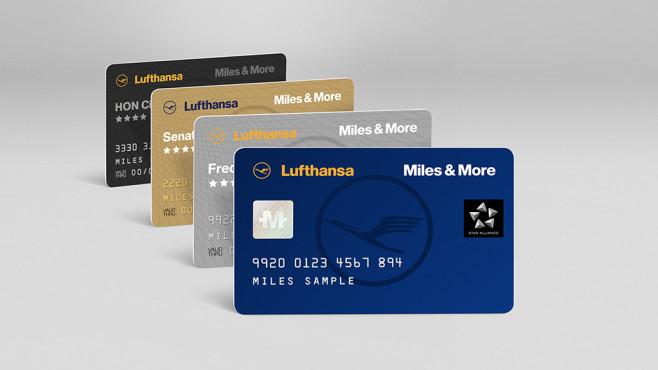 Lufthansa Miles & More: Bald gibt's Punkte für Vielflieger Um Vielflieger bei Lufthansa Miles & More zu werden, müssen Fluggäste künftig Punkte sammeln.©Lufthansa Miles & More