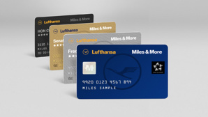 Lufthansa f�hrt Punkte f�r Miles & More ein©Lufthansa Miles & More