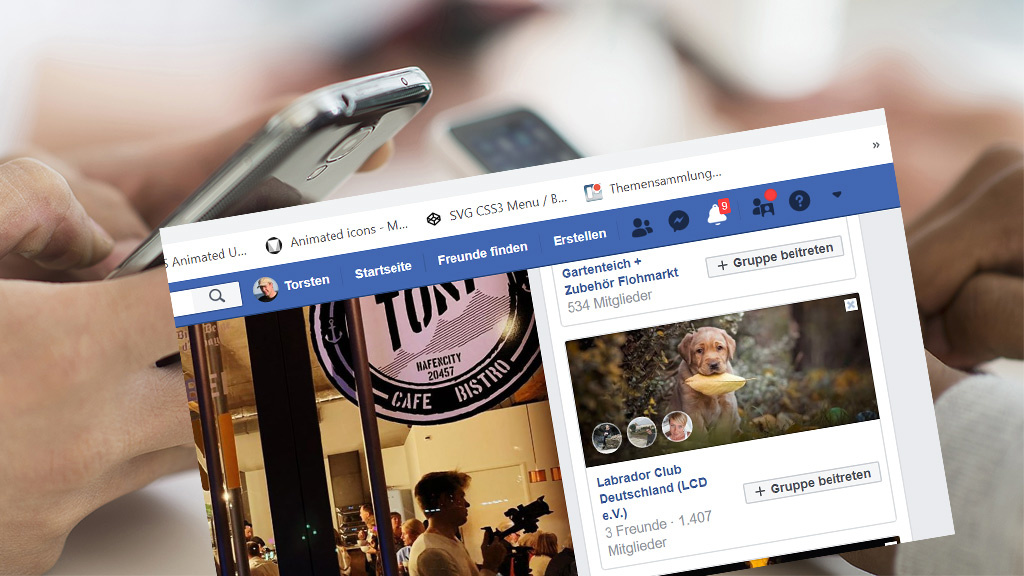 Facebook Kamera Deaktivieren