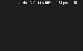 Screenshot 1 - Vanilla (Mac)