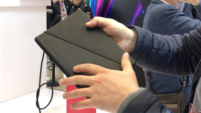 Test: Lenovo ThinkPad X1 Fold©COMPUTER BILD