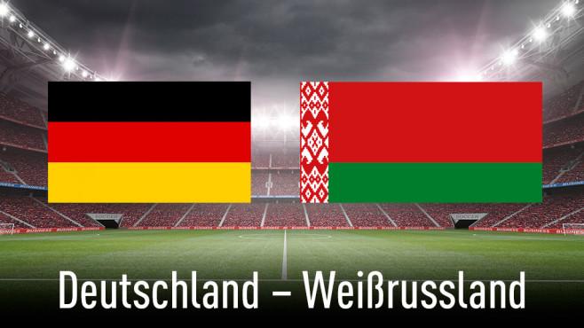 Deutschland Vs Weissrussland Em Quali Live Computer Bild