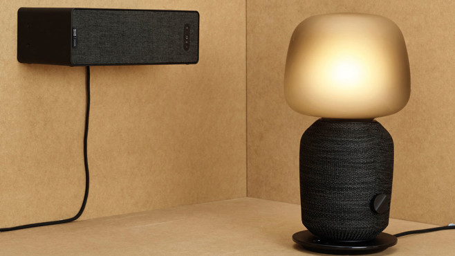 IKEA-Symfonisk-Lautsprecher im Detail. ©IKEA