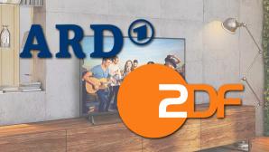 ARD und ZDF zusammen©Samsung, ARD, ZDF