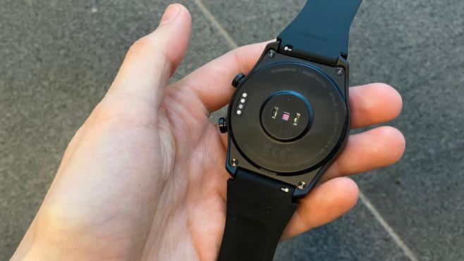 Mobvoi Tic Watch Pro 4G / LTE©COMPUTER BILD