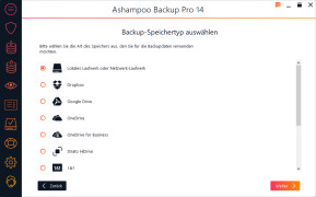 Ashampoo Backup Pro 14 – Kostenlose Vollversion