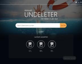 Abelssoft Undeleter – Kostenlose Vollversion