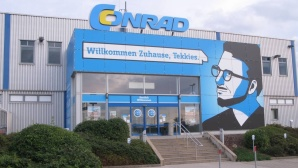 Au�enansicht Conrad-Shop©conrad.de