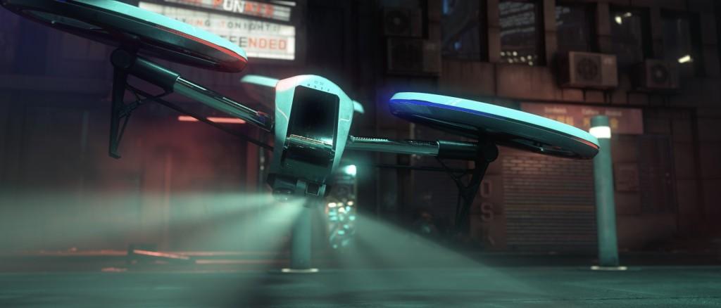 Screenshot 1 - Neon Noir Ray Tracing Benchmark